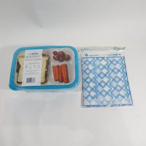 Pack Your Own Lunch So-mine Divided Lunch Boxes